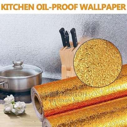 Kitchen Oil Proof Wallpaper image 1