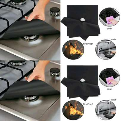 4 pieces Cooker mat covers