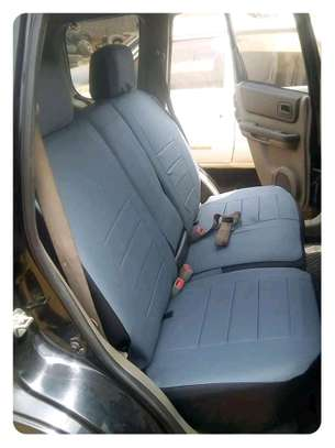 Zimmerman Car Seat Covers image 7