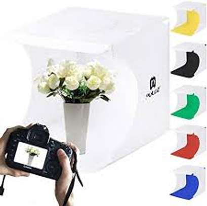 Light Box for Jewellery Small Items Folding Photography image 1