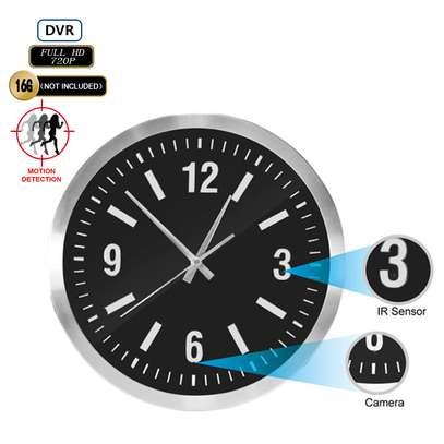 Nanny Wall Clock Cctvs image 2