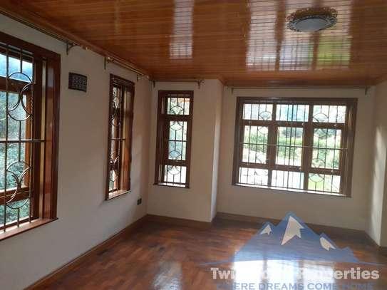5 bedroom house for rent in Karen image 14