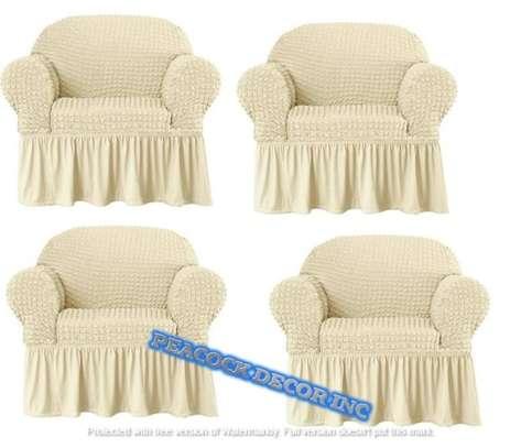 Stretch Spandex Sofa Cover image 14
