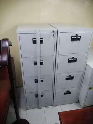 3drawers office filling cabinets image 1