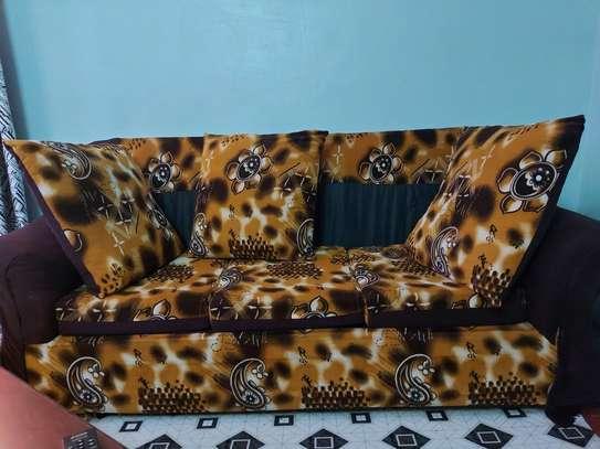 Slightly used sofa image 3