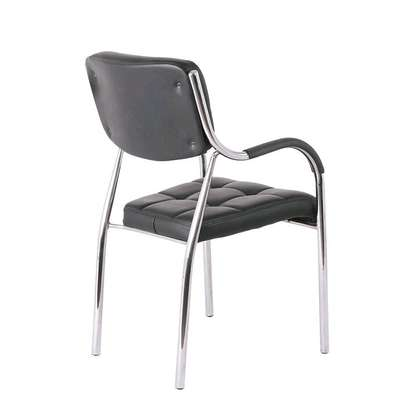 Sturdy, stable and durable office waiting chair image 1