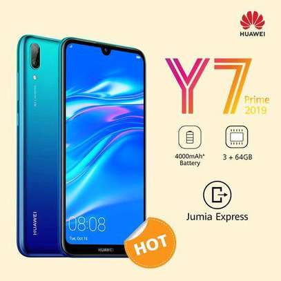 Huawei Y7 Prime (2019), 6.26 - 13MP - 64GB+3GB (Dual SIM) pop image 1