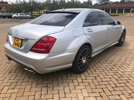 Mercedes S-class image 7