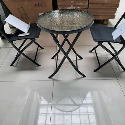 Foldable Outdoor Table image 1