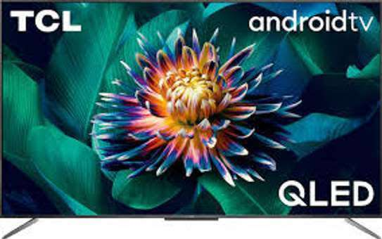 TCL c715:55 Inches QLED Smart Android tv