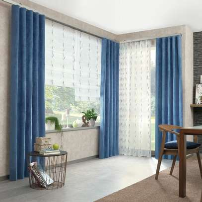 Beautiful curtains and sheers image 9
