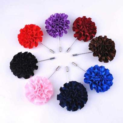 Lapel Pins/Brooch Pins - (Random Colour Delivered) image 1
