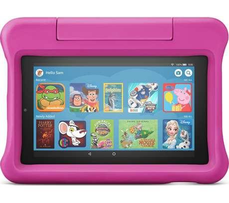 "Amazon Fire 7 Kids Edition Tablet, 7"" Display, 16 GB image 2"
