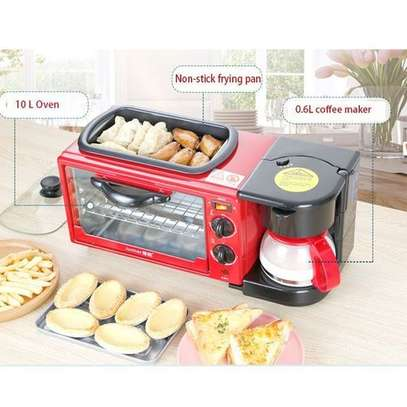 Breakfast Maker Machine With Grill image 2