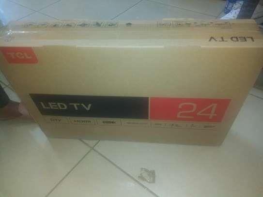 "Tcl 24"" led digital TV"