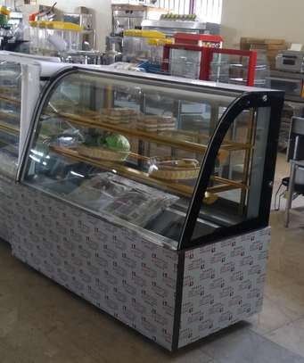 Cake display and chiller image 1