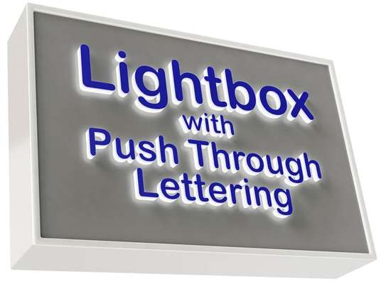 Signage, 3D Signs & Light Boxes  image 3