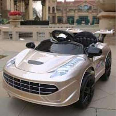 Kid's Electric Car - Rechargeable image 1