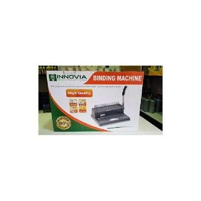 A4 Comb Binding Machine image 2