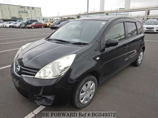 NISSAN NOTE 2012.04