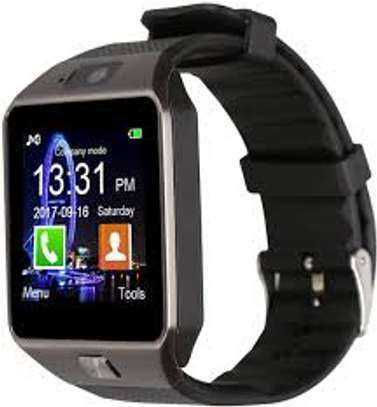 DZ09 Smart Watch Bluetooth Positioning Phone Mobile Phone Card Pedometer Anti-lost Wearable Device image 1