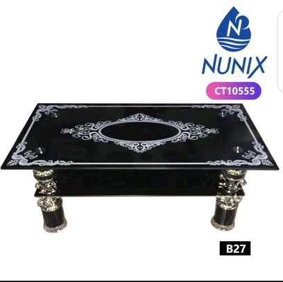 Black  coffee table image 1