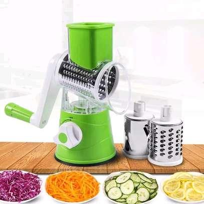 Multifunctional vegetable cutter image 1