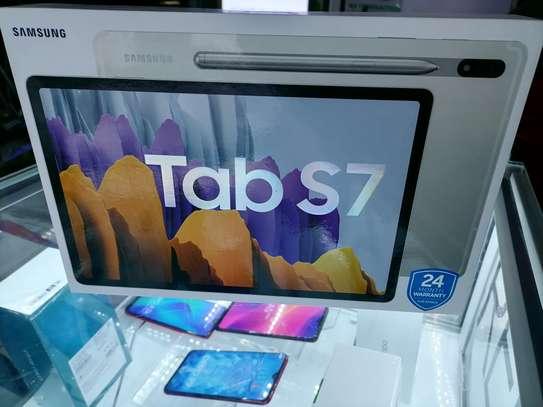 Samsung galaxy Tab S7 image 2
