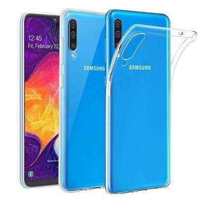 Clear TPU Soft Transparent case for Samsung A70 A60 A50/A50s A40 A30/A30s A20/A20s A10 image 2
