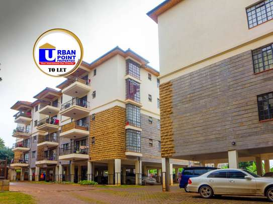 Furnished 3 bedroom apartment for rent in Ruaka image 1