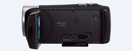 Sony HDR-PJ410 Full HD Camcorder with Built-In Projector (30x Optical Zoom, Optical SteadyShot, Wi-Fi and NFC) image 3