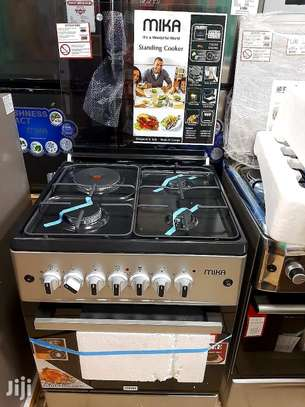 Mika 60*60 3gas 1electric Cooker image 1