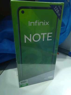 Infinix Note 8i 128gb 4gb ram 48mp with delivery image 1