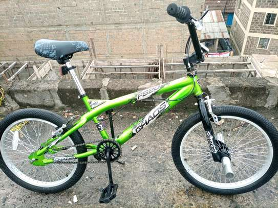 Kid Bike 20 Inch Ex Uk BMX image 1