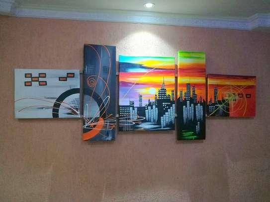 Sungura Art Painting Wall decor Painting On Canvas image 1