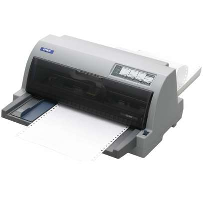Epson LQ 690 Dot Matrix Printer image 3