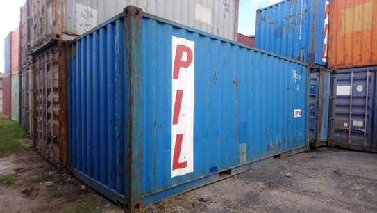 Used Shipping Containers image 3