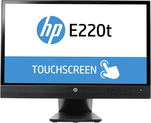 HP EliteDisplay E220t 21.5-inch Touch Monitor image 1