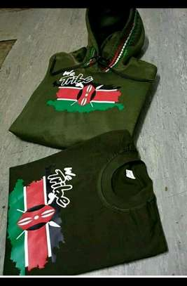 Africa designed hoods and T-shirts. image 6