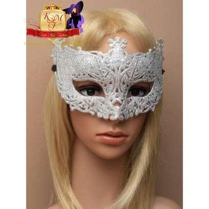 Posh Masquerade Masks image 6