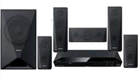 SonyDZ350 home theater system image 1