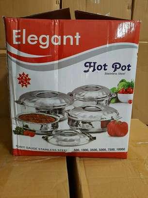 Elegant hot pots restocked image 1