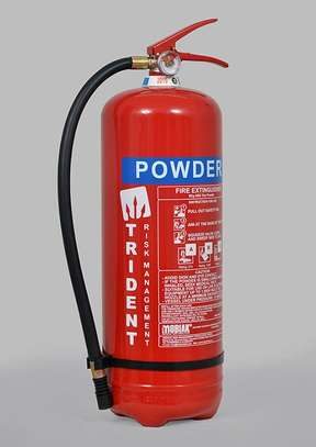 9 Kg Powder Fire Extinguisher image 1