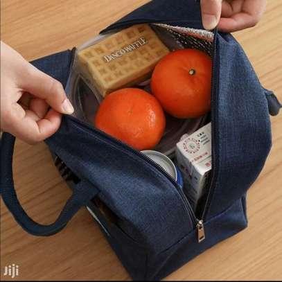 Women Men Kid Work School Picnic Lunch Food Insulated Bag image 4