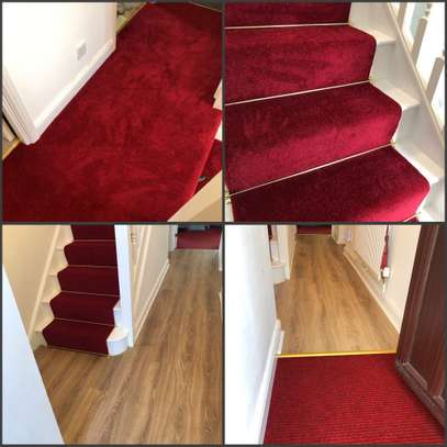 RED  CARPETS WALL TO WALL CARPETS image 2