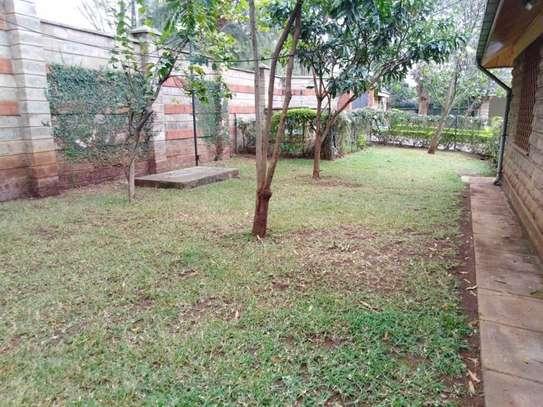 5 bedroom house for rent in Kileleshwa image 14