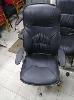 Executive high back office seat image 4
