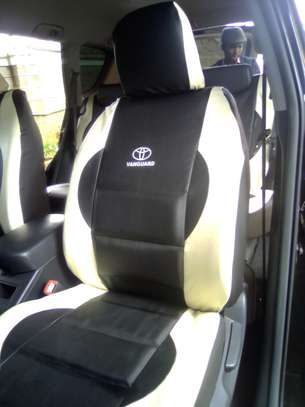 VANGUARD CAR SEAT COVERS
