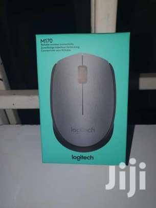 Logitech Wireless Mouse M171 image 1