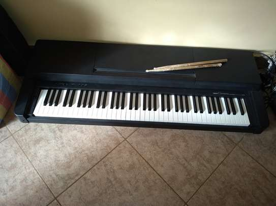 Yamaha clavinova keyboard Keyboard image 1